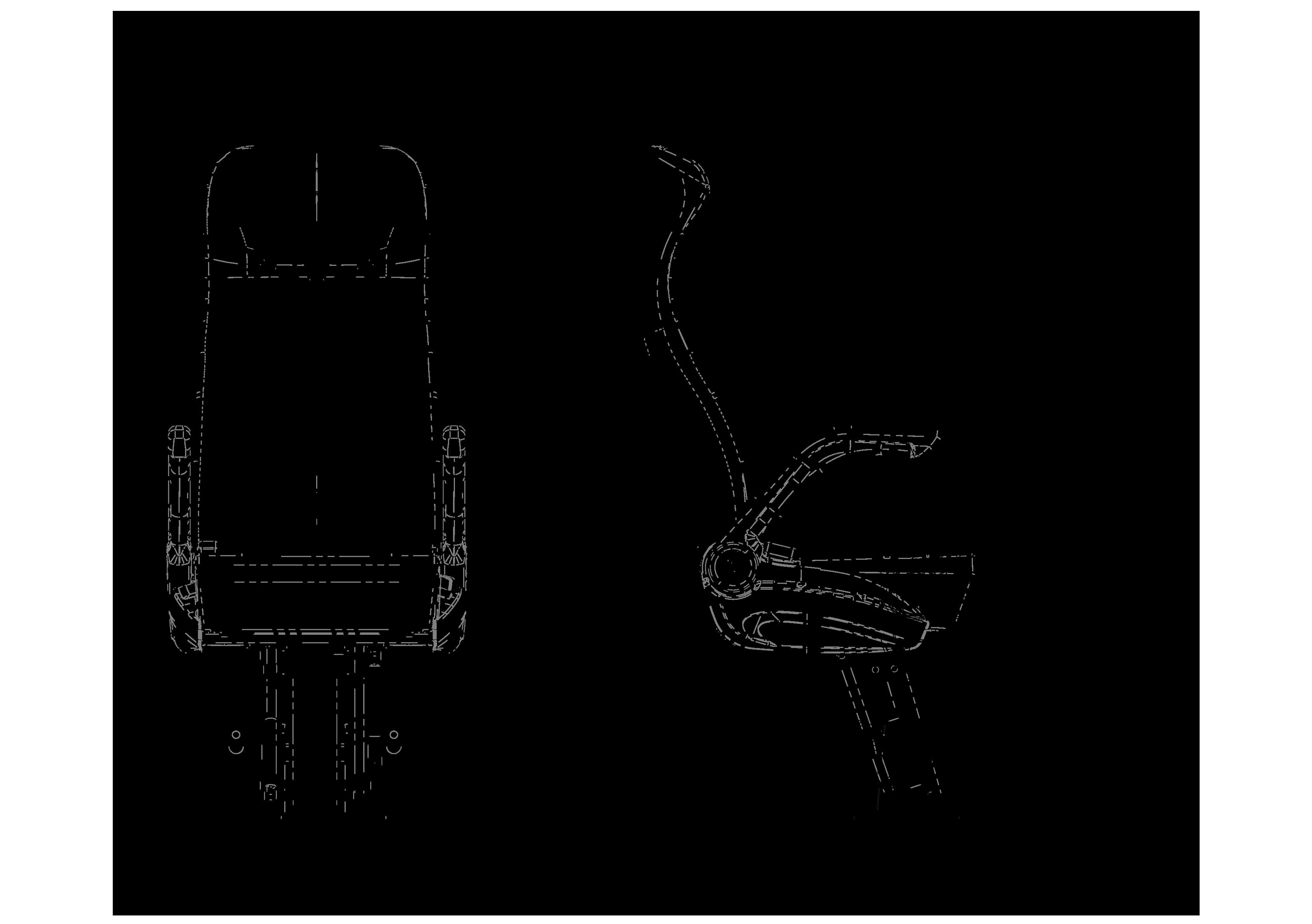GS155 teknik çizimi