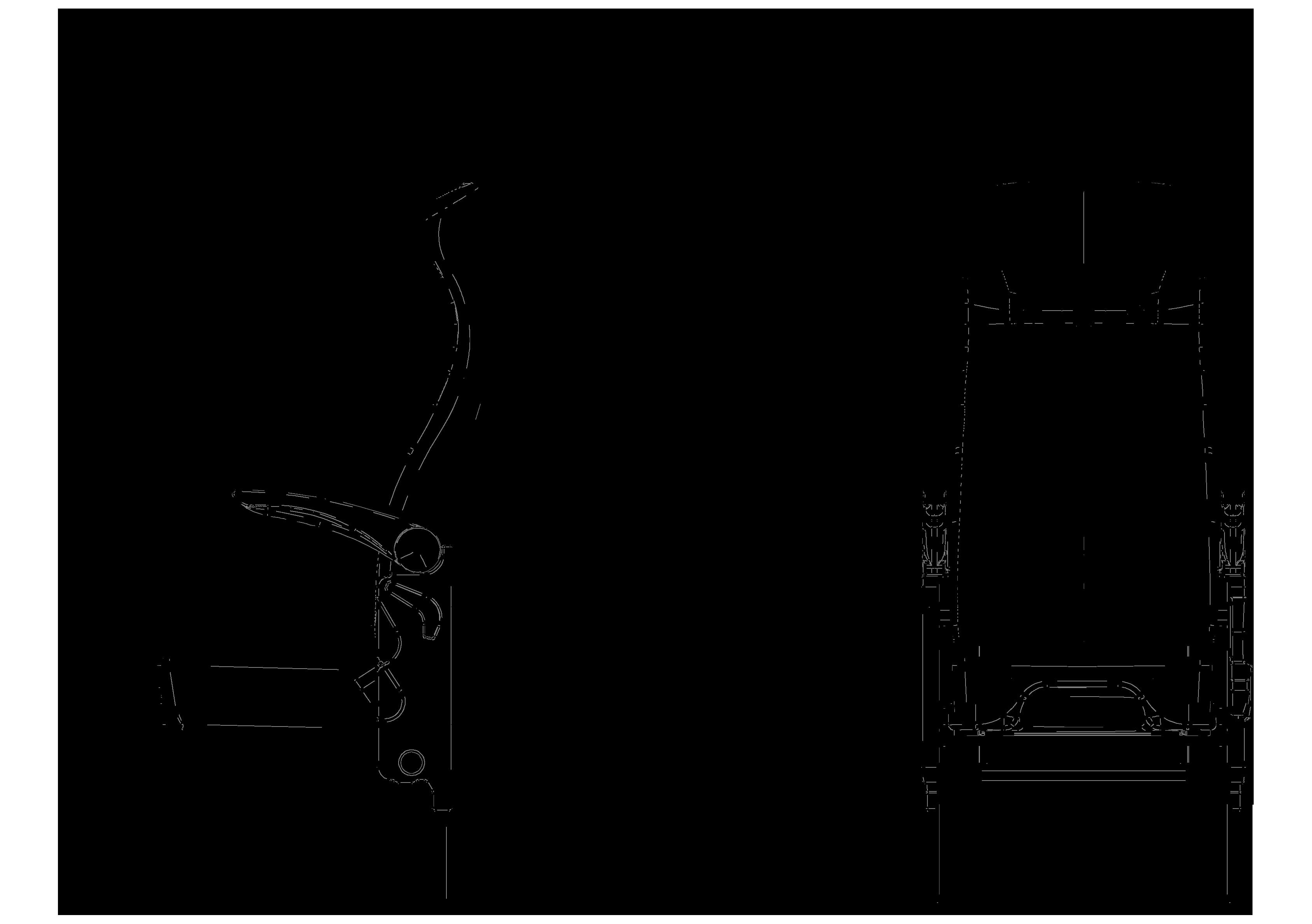 GS119 teknik çizimi